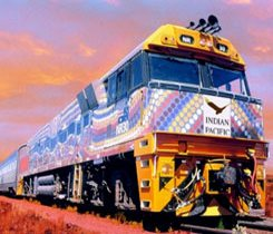 New Zealand & the Indian Pacific